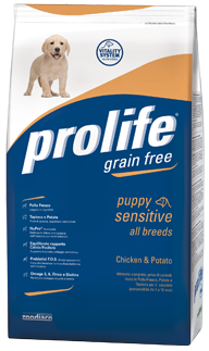 Prolife Puppy Sensitive Chicken & Potato