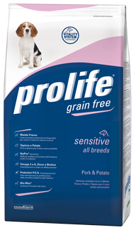 Prolife Sensitive Pork & Potato